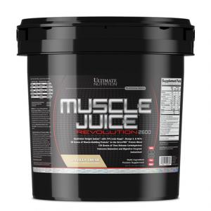 Ultimate Nutrition Muscle Juice Vanilla