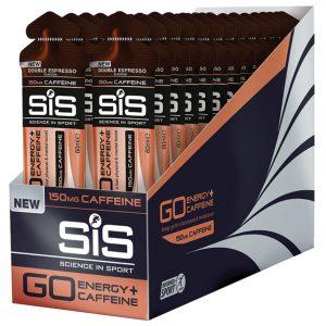 sis go energy gel with caffeine double espresso