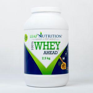 Leap nutrition 100%whey ahead