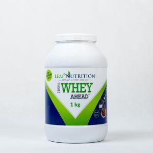 Leap nutrition whey ahead 1kg