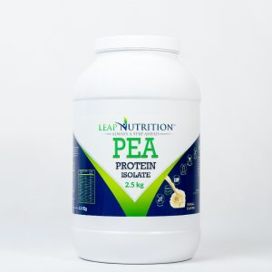 Leap nutrition pea protein isolate vanilla