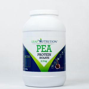 Leap Nutrition pea protein isolate chocolate