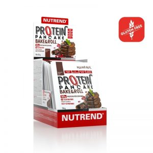 Nutrend protein pancakes chocolate