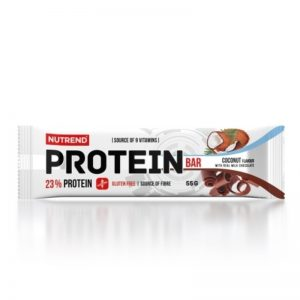 Nutrend protein bar coconut chocolate