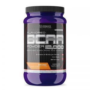 Ultimate Nutrition BCAA powder 12,000 orange