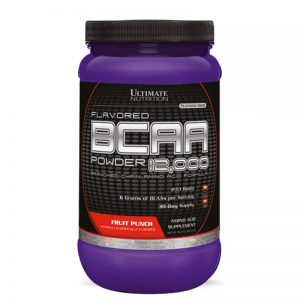 Ultimate Nutrition Flavoured BCAA Powder 12,000 peach