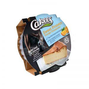 Cakees sweet protein orange flavour