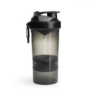 Smartshake protein shaker black