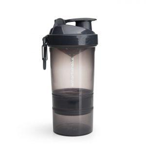Smartshake protein shaker grey