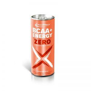ironmaxx bcaa+ energy drink zero