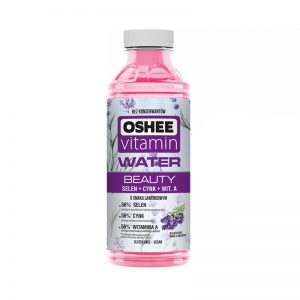 Oshee Vitamin Water beauty lavender