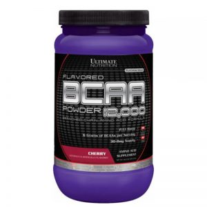 Ultimate Nutrition Flavoured BCAA powder 12,000 cherry