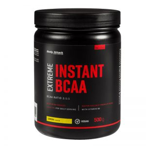 Body attack Extreme Instant Bcaa Lemon