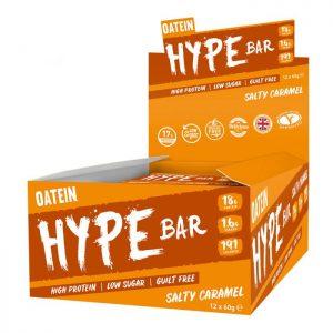 Oatein hype bar salted caramel