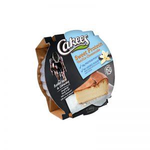 Cakees sweet protein vanilla