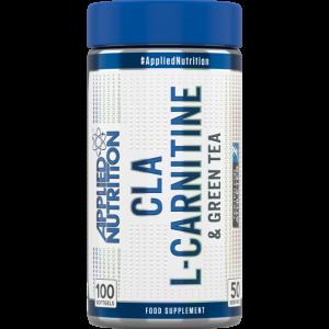 Applied Nutrition CLA l-carnitine & green tea