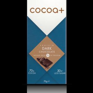 Cocoa+ dark chocolate bar
