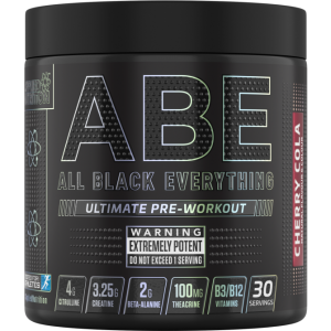 Applied nutrition abe pre workout cherry cola flavour