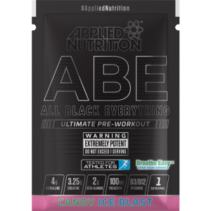 Applied nutrition abe pre workout candy ice blast sachet