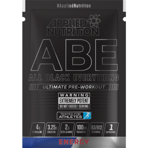 Applied nutrition abe pre workout energy sachet