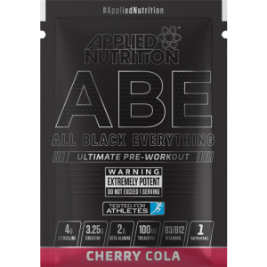 Applied nutrition abe ultimate pre workout cherry cola sachet