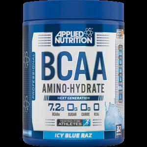 Applied Nutrition Bcaa Amino hydrate icy blue raz 450g