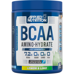 Applied Nutrition Bcaa Amino Hydrate lemon and lime 450g
