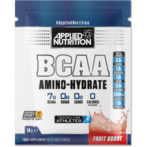 Applied nutrition bcaa amino hydrate sachet fruit burst