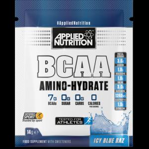 Applied nutrition BCAA amino hydrate icy blue raz sachet