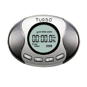 Pedometer turbo