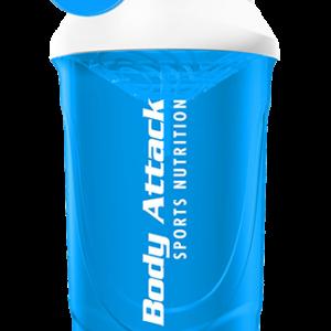 Body attack blue shaker 600ml
