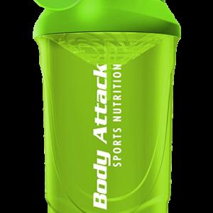 Body attack green shaker 600ml