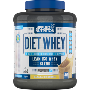 Applied nutrition diet whey banana