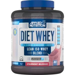 applied nutrition diet whey strawberry