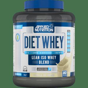 applied nutrition diet whey vanilla