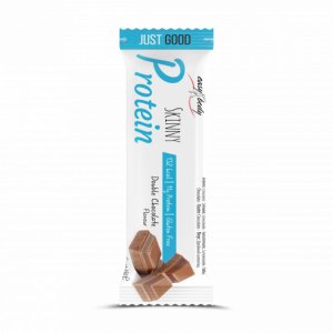 QNT skinny protein bar double chocolate