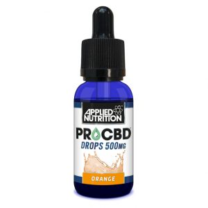 Applied nutrition pro cbd orange