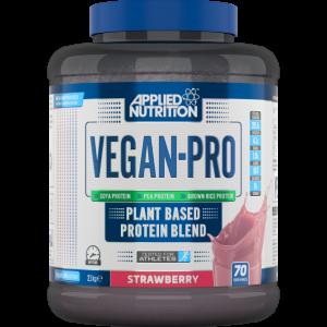 applied nutrition vegan pro strawberry