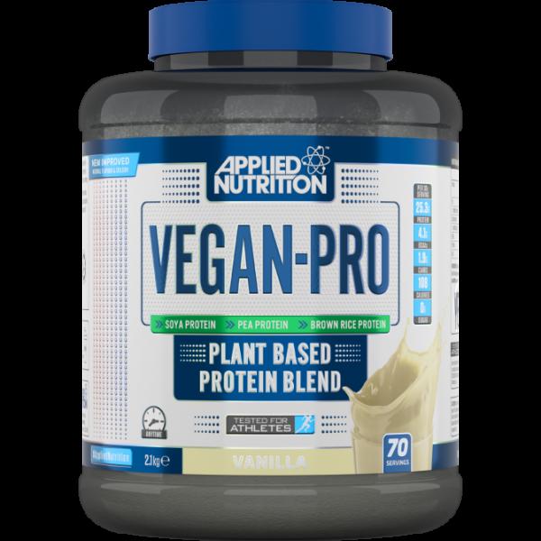 applied nutrition vegan pro vanilla