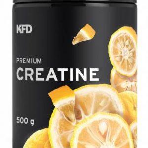 KFD premium Creatine Lemon flavour 500g