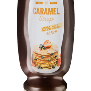 Body attack caramel syrup