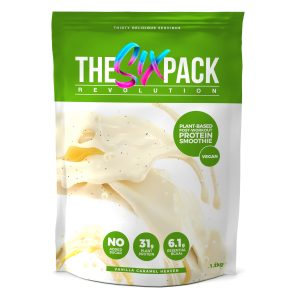 Six pack revolution vanilla protein