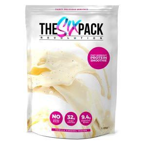 six pack revolution protein shake vanilla