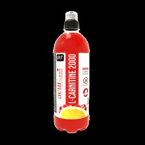 QNT L-Carnitine cranberry lemon