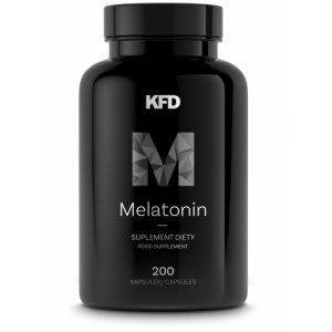 KFD melatonin 200 tabs