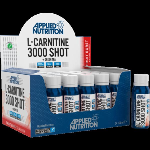 Applied Nutrition L-carnitine 3000 shot