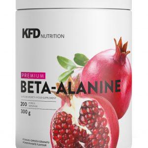 KFD nutrition beta-alanine pomegranate