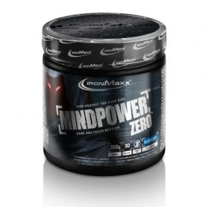 Ironmaxx mindpowder blueberry