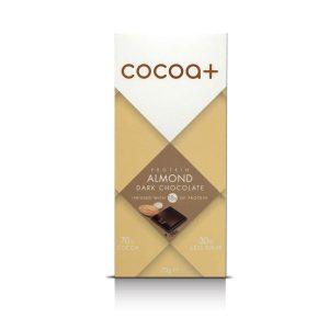 Cocoa+ dark chocolate almond