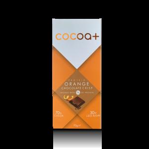 cocoa+ dark chocolate orange